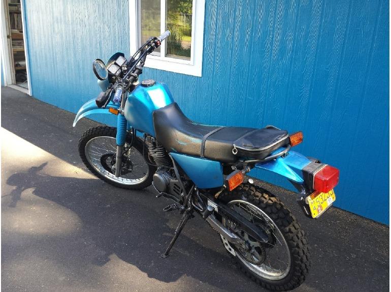 1993 Yamaha Xt350