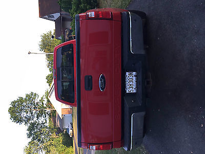 Ford : F-450 XLT Crew Cab Pickup 4-Door 2008 ford f 450 super duty xlt crew cab pickup 4 door 6.4 l