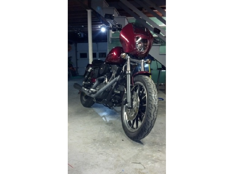 2001 Harley-Davidson Dyna Sport Glide