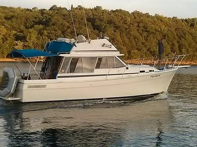 1985 Bayliner 3270 Explorer-Trawler style Motoryacht