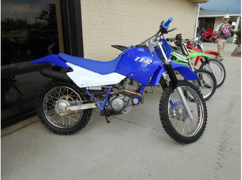2001 yamaha ttr 225 motorcycles for sale for Yamaha ttr models