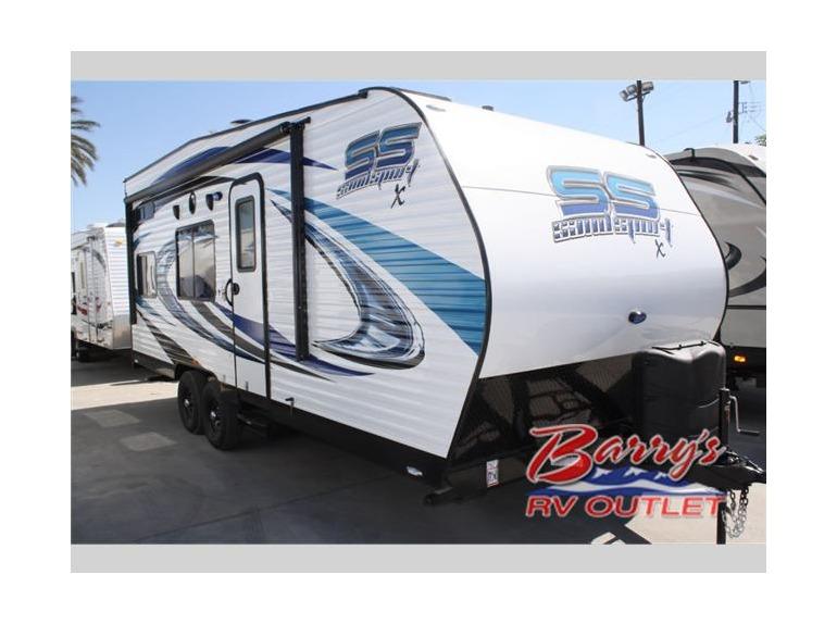 2016 Pacific Coachworks Sandsport 20CBX