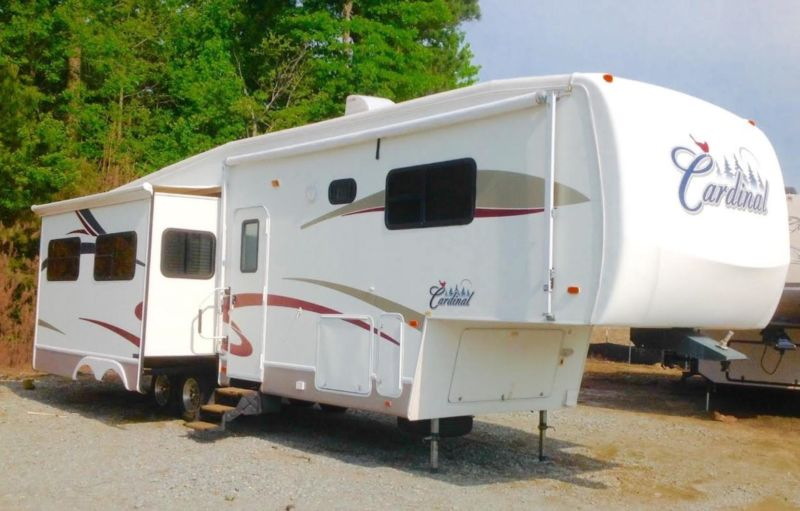 2006 Cardinal Fifth Wheel Rvs For Sale