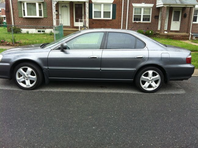 03 acura tl type s 140k clean