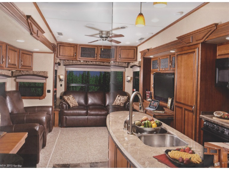 2012 Redwood Redwood 36FB