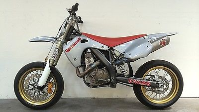 Other Makes : Vertemati 605 Supermoto! 2003 vertemati supermotard 600 cc factory supermoto racer
