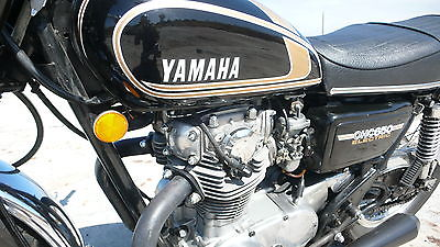 Yamaha : XS 1975 yamaha xs 650 mint original condition