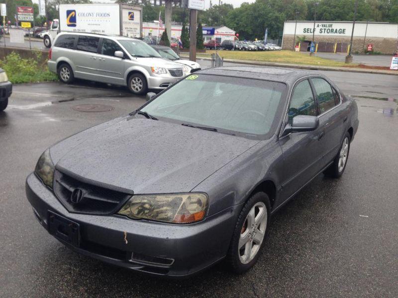 2003 Acura TL Gray V6