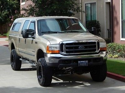 Ford : F-250 FreeShipping F-250 7.3L Diesel Crew Cab Short Bed XLT LIFTED! Excellent Condition! NEW TIRES!