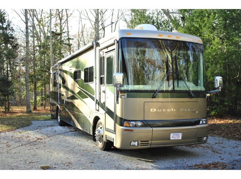 2003 Newmar Dutch Star 4006