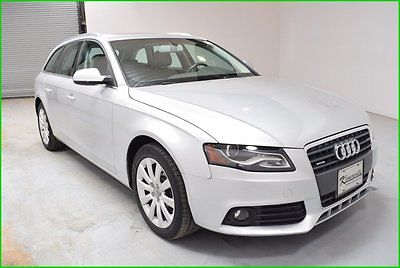 Audi : A4 2.0T Avant AWD Wagon Sunroof Leather heated seats FINANCING AVAILABLE!! CLEAN CARFAX! 95k Miles Used 2010 Audi A4 2.0T AWD Wagon