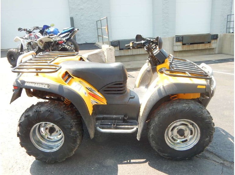 Can Am Traxter Atv Motorcycles For Sale