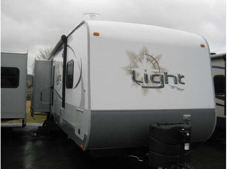 2014 Open Range Rv Light The LT308BHS