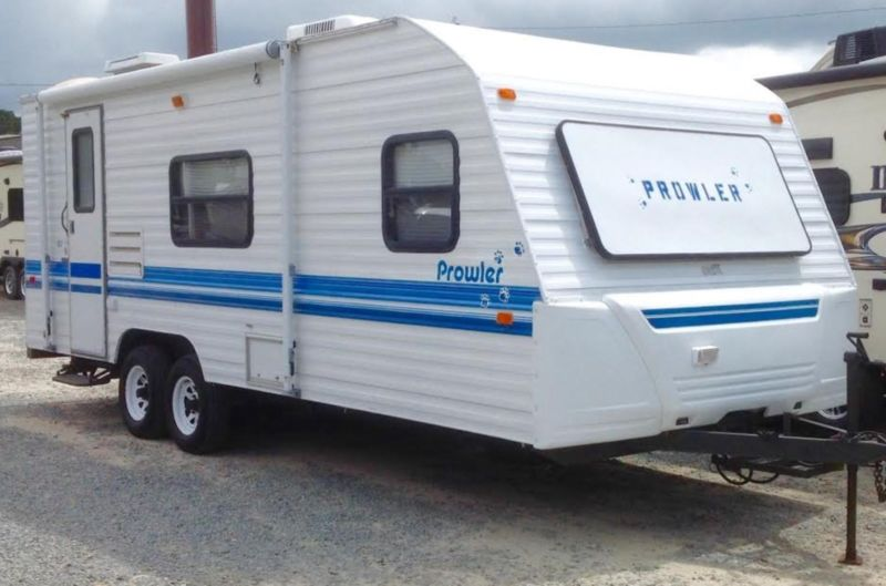 Fleetwood Prowler 23lv Rvs For Sale
