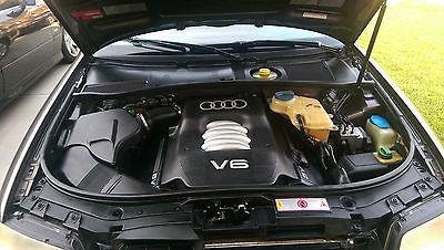 Audi : A6 Base Sedan 4-Door Audi A6 Quattro 2.8 Liter V-6