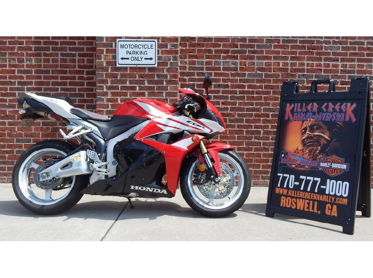honda cbr motorcycles for sale in roswell georgia