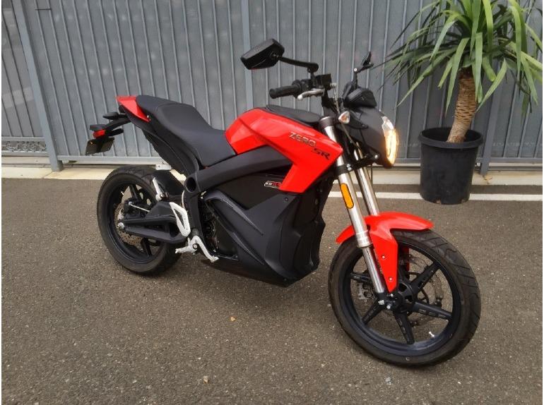 2014 Zero Motorcycles Zero-Sr