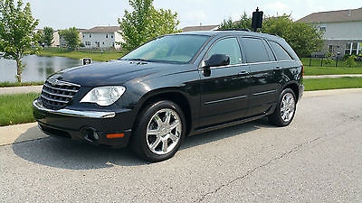 Chrysler : Pacifica Limited AWD 2008 chrysler pacifica limited sport utility 4.0 l clean free us shipping