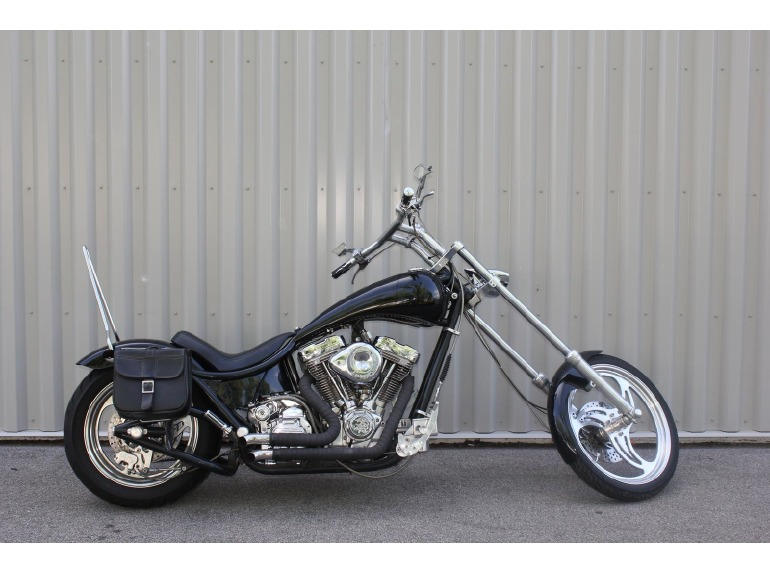 2001 Custom Chopper Custom Chopper - Ref# 393022