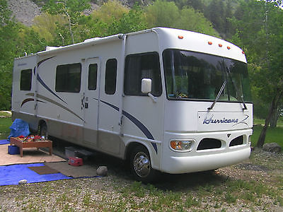 2001 Four Winds Hurricane Class A Motorhome 32ft **Low Miles**