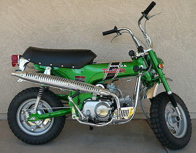 Honda : CT 1970 honda ct 70 h trail 70