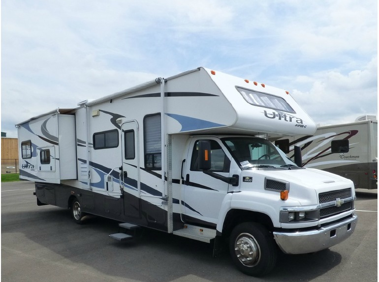 2007 Gulf Stream Rv Conquest Super C 6341