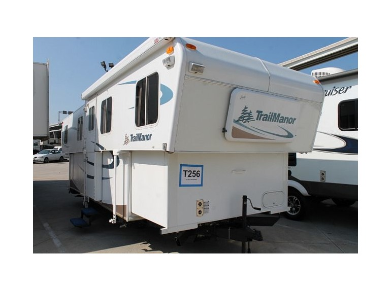 2007 Trailmanor Inc Trailmanor 2720SL