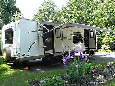 Forest River Rockwood Windjammer RV Camper Trailer Excellent Condition