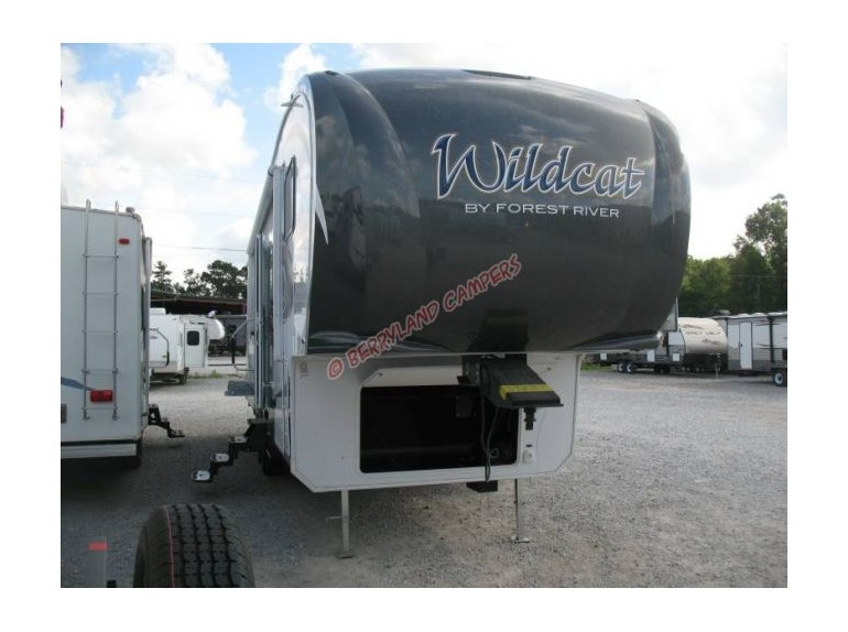Forest River Wildcat 312qbx Rvs For Sale