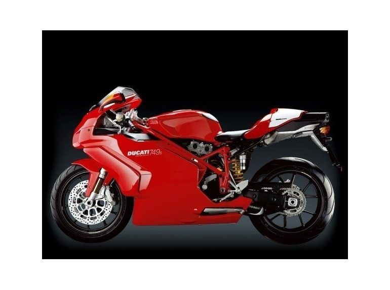 2006 Ducati Superbike 749 S