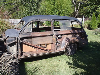 Ford : Other Country Squire 1951 ford country squire woody wagon