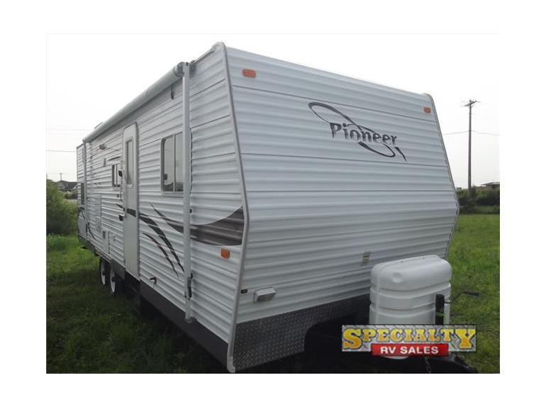 2007 Fleetwood Rv Pioneer 26BHS