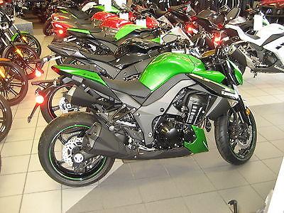 Kawasaki : Other 2013 kawasaki z 1000 brand new green black zr 1000 ddf