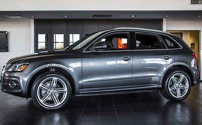 Audi : Q5 Premium Plus ORIG. $55,000 SQ5 MMI NAVI+ Pkg B&O Sound Pano Roof AWD