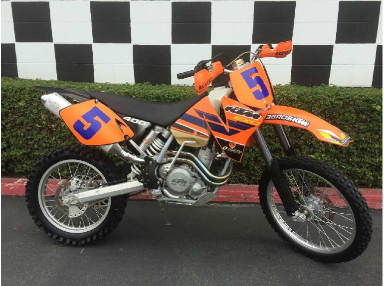 2002 ktm 400 exc motorcycles for sale. Black Bedroom Furniture Sets. Home Design Ideas