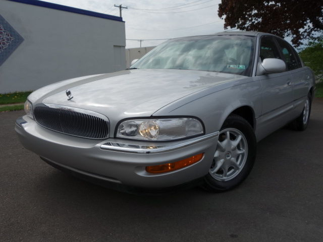 Buick : Park Avenue 4dr Sdn BUICK PARK AVENUE HEATED LEATHER SEATS COLD A/C 39K LOW MILES