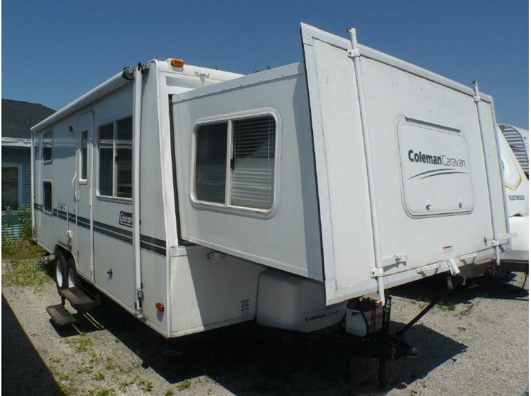 Rv Dealers Portland Oregon >> 2003 Coleman Caravan RVs for sale