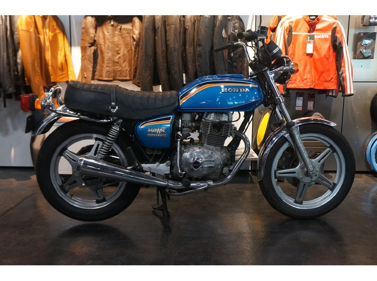 1978 Honda Hondamatic