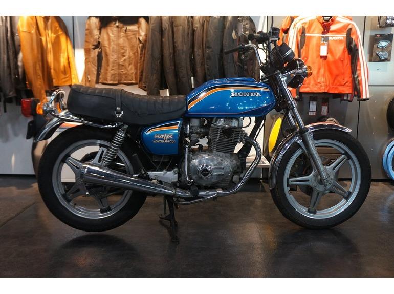 1978 Honda Hondamatic