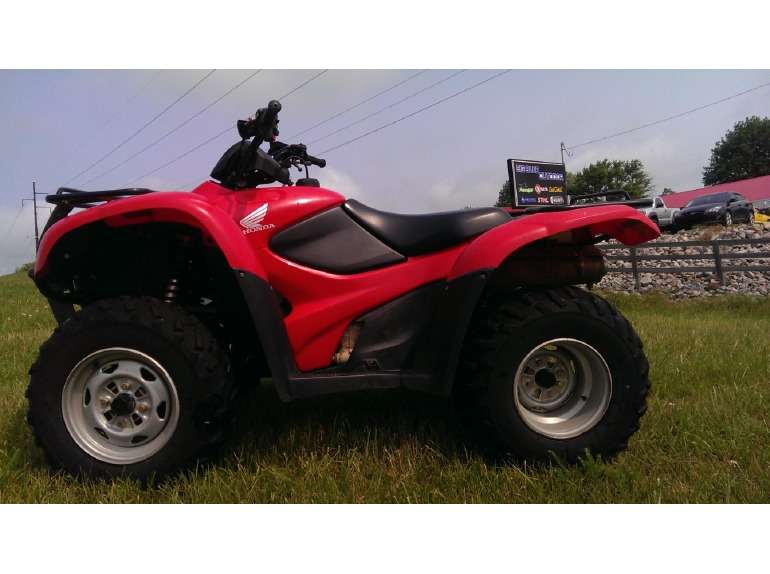 2013 Honda Rancher Es Motorcycles for sale