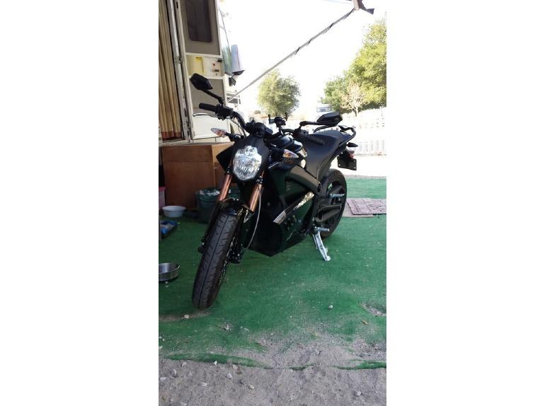 2013 Zero Motorcycles Zero-S