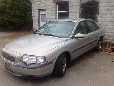 Volvo : S80 S80 1999 volvo s 80 6 cylinder automatic runs and drives 750 buy it now 190 000
