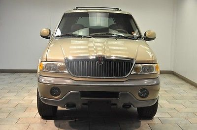 Lincoln : Navigator Base Sport Utility 4-Door 1998 lincoln