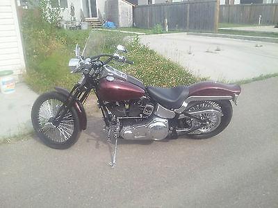 Custom Built Motorcycles : Other California custom,