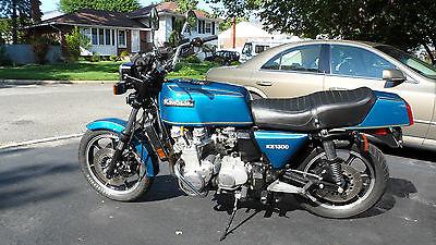 Kawasaki : Other kawasaki kz1300 1980