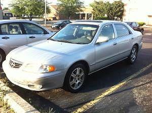 Mazda : 626 ES Sedan 4-Door 2002 mazda 626 es sedan 4 door 2.5 l