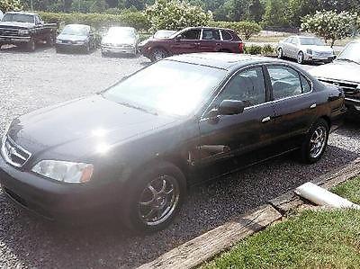 Acura : TL Base Sedan 4-Door 2000 acura tl base sedan 4 door 3.2 l