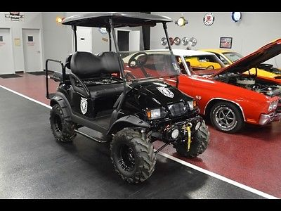 Custom lift kit, wheels, tires. led headlights kicker sound system winch