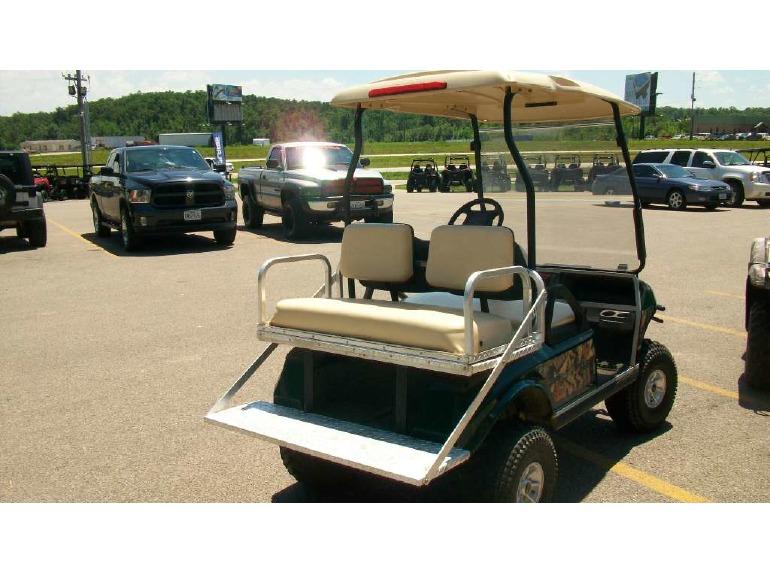 2004 Club Car DS Gasoline Golf Car