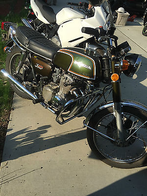 Honda : CB 1973 honda cb 350 f